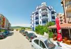 Нощувка на човек + басейн в Хотел Калипсо Блу, на 50 метра от плажа в Приморско, снимка 6