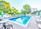 Нощувка на човек със закуска и вечеря + два басейна с МИНЕРАЛНА вода от Германея, Сапарева баня, снимка 4