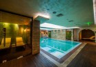 Нощувка на човек със закуска + частичен масаж, минерален басейн и СПА пакет в хотел Езерец, Благоевград, снимка 4