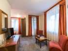 Нощувка на човек със закуска и вечеря + басейн и сауна в хотел Евелина Палас****, Банско, снимка 7