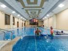 Нощувка на човек със закуска + басейн и сауна в хотел Евелина Палас****, Банско, снимка 3