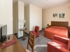 Нощувка на човек със закуска + басейн и сауна в хотел Евелина Палас****, Банско, снимка 5