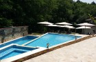 Нощувка на човек със закуска и вечеря + минерален басейн от хотел СПА Оазис, Огняново, снимка 20