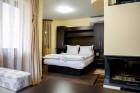 Нощувка на човек със закуска и вечеря + минерален басейн от хотел СПА Оазис, Огняново, снимка 11