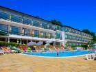 Нощувка на човек на база All Inclusive + басейн в хотел Кини Парк, Златни пясъци, снимка 20