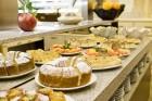 Нощувка, закуска и вечеря на човек + басейн и уелнес пакет в Каза Карина****, Банско, снимка 19