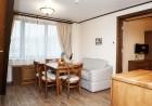 Уикенд в Банско! 2 нощувки на човек със закуски и вечери* + басейни и СПА в хотел 7 Пулс & СПА Апартмънтс, снимка 6