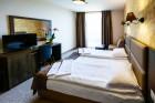 Нощувка на човек със закуска, обяд* и вечеря + НОВ минерален акватоничен басейн и джакузи в хотел Огняново***, снимка 20