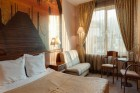 Нощувка на човек + минерален басейн и релакс център в хотел Бац****, Петрич, снимка 6