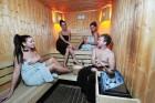 Нощувка на човек + минерален басейн и релакс център в хотел Бац****, Петрич, снимка 5