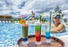 Нощувка на човек със закуска + 2 минерални басейна и релакс пакет в хотел Севън Сийзънс, с.Баня до Банско, снимка 40