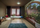 Нощувка, закуска и вечеря на човек + минерален басейн и релакс пакет в хотел Севън Сийзънс, с.Баня до Банско, снимка 3