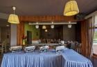 Нощувка, закуска и вечеря на човек + минерален басейн и релакс пакет в хотел Севън Сийзънс, с.Баня до Банско, снимка 8