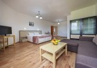 Нощувка, закуска и вечеря на човек + минерален басейн и релакс пакет в хотел Севън Сийзънс, с.Баня до Банско, снимка 18