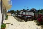 Късно лято в Равда на 100м. от плажа! Нощувка със закуска, обяд* и вечеря + басейн в хотел Сага, снимка 9