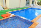 Късно лято в Равда на 100м. от плажа! Нощувка със закуска, обяд* и вечеря + басейн в хотел Сага, снимка 3