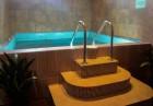 2+ нощувки на човек със закуски и вечери + вътрешен и външен минерален басейн + релакс зона от Семеен хотел Алегра, Велинград, снимка 7