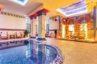 Нощувка на човек със закуска + 2 процедури на ден, басейн и СПА в хотел Сейнт Джордж****, на 1-ва линия в Поморие, снимка 5