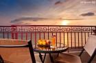 Нощувка на човек със закуска + 2 процедури на ден, басейн и СПА в хотел Сейнт Джордж****, на 1-ва линия в Поморие, снимка 11