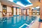 Нощувка на човек със закуска + 2 процедури на ден, басейн и СПА в хотел Сейнт Джордж****, на 1-ва линия в Поморие, снимка 4