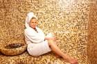Нощувка на човек със закуска + 2 процедури на ден, басейн и СПА в хотел Сейнт Джордж****, на 1-ва линия в Поморие, снимка 7
