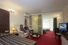 На ПЪРВА ЛИНИЯ в Златни пясъци. Нощувка на човек на база All inclusive + басейн, чадър и шезлонг на плажа в хотел Калиакра Палас****, снимка 36
