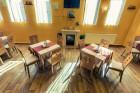Нощувка до 16 човека + голяма трапезария с напълно оборудвана кухня за готвене и релакс зона от Комплекс Флора, село Паталеница, снимка 18