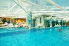 Релакс във Велинград! Нощувка на човек със закуска и вечеря + 3 басейна, солен басейн и уелнес пакет в Балнеохотел Аура, снимка 7