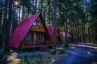 2=3 или 4=5 нощувки в напълно оборудвана къща за до 5 човека + басейн и сауна във Вилни селища Ягода и Малина, Боровец, снимка 3