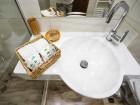 Нощувка на човек със закуска и вечеря + басейн и релакс център в хотел Лещен, с. Лещен, снимка 4