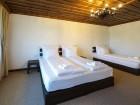 Нощувка на човек със закуска и вечеря + басейн и релакс център в хотел Лещен, с. Лещен, снимка 13