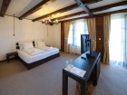 Нощувка на човек със закуска и вечеря + басейн и релакс център в хотел Лещен, с. Лещен, снимка 14