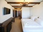 Нощувка на човек със закуска и вечеря + басейн и релакс център в хотел Лещен, с. Лещен, снимка 19