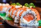 """Суши сет """"Обичам суши със сьомга""""+ Сашими – 38 бр. (1200 гр.) от ресторант Wasabi garden, София, снимка 2"""
