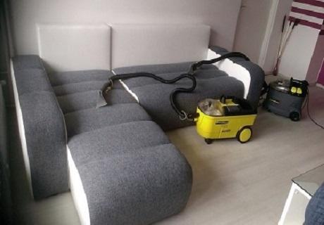 Пране на диван 2 ка + диван 3 ка  или  диван 3-ка с лежанка от фирма КИМИ!