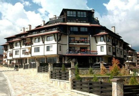 Уикенд в Банско! 2 нощувки на човек на база All Inclusive + релакс пакет в хотел Мария-Антоанета Резиденс****, Банско