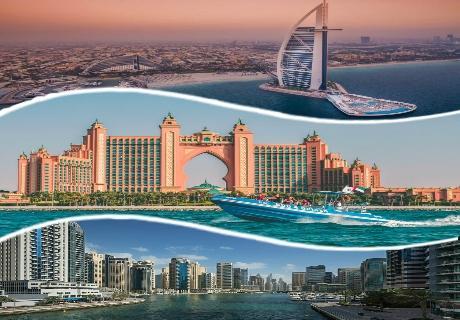 """Екскурзия до Дубай през Лятото! Транспорт. 7 нощувки на човек със закуски от ТА """"ДАЛЛА ТУРС"""""""