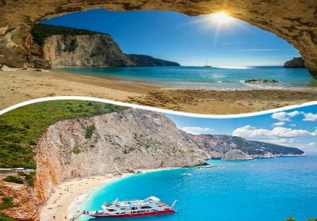 Майски празници на остров Лефкада ,Гърция. Транспорт, 3 нощувки на човек със закуски от ТА Далла турс
