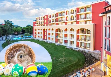 Великден или Гергьовден в Поморие! 3+ нощувки на човек на база Ultra All Inclusive + Празничен обяд, басейн и анимация от Феста Виа Понтика****
