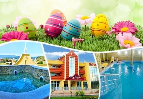 Великден в хотел Холидей**** Велинград! 3 или 4 нощувки за двама със закуски и вечери с Dj party + СПА пакет и минерален басейн