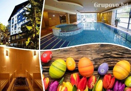 Майски празници в Хотел Феста Чамкория 4*. 3 нощувки на човек на база All Inclusive и тематичен обяд + релакс зона и терапия по избор