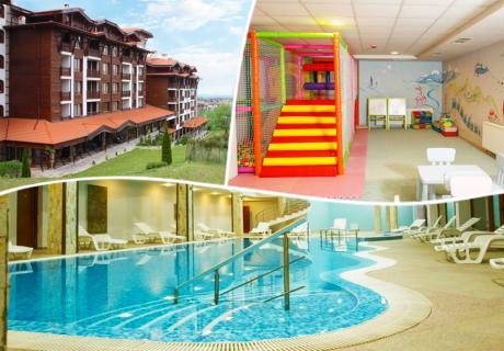 Великден в Банско! 2 или 3 нощувки на човек на база All inclusive light и празничен обяд + басейн и релакс зона в Хотел Панорама Ризорт