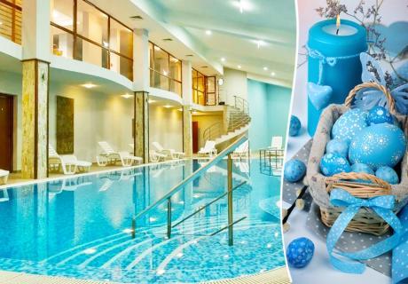 Великден в Банско! Нощувка на човек със закуска и вечеря + басейн и релакс зона в Хотел Панорама Ризорт****