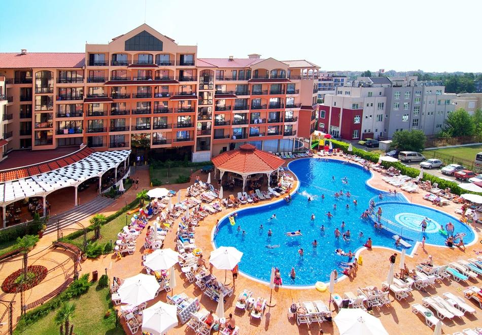 През май в Слънчев бряг! 2 или 3 нощувки на човек на база All Inclusive, от Хотел & СПА Диамант Резиденс****, Слънчев бряг. Дете до 12г. - безплатно