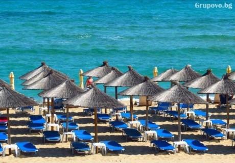 На плаж в Неа Перамос – Ammolofi Beach! Еднодневна екскурзия от Еко Тур Къмпани!