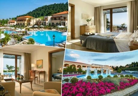 24 май в Халкидики! 3 нощувки на човек със закуски и вечери  в Aegean Melathron Thalasso Spa Hotel *****  от Аеротур ММ