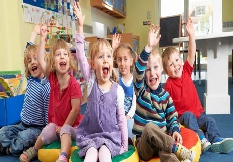 2 часа детско парти за завършване на детска градина или училище с много игри, DJ за до 30 деца от Sunny Kids, София!