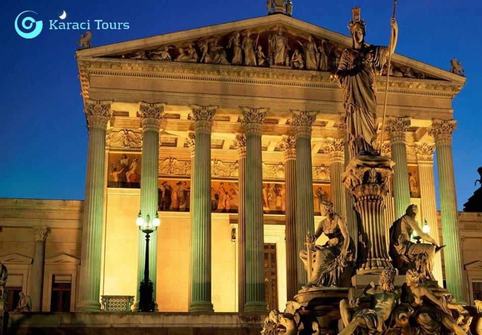Eкскурзия до Будапеща и Виена! Транспорт + 3 нощувки на човек със закуски от Караджъ Турс от Варна, Шумен, Търговище, Севлиево, Ботевград и София