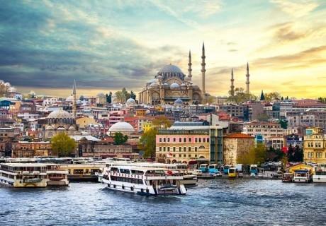 Екскурзия през май до Истанбул! Транспорт, 2 нощувки на човек със закуски + посещение на Одрин и Мол FORUM