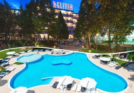 Лято в Приморско! 2 или 3 нощувки на човек на база All Inclusive + басейн в хотел Белица